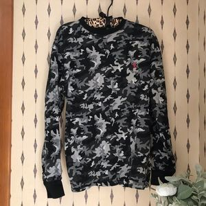 Polo Ralph Lauren Camouflage Thermal, XL